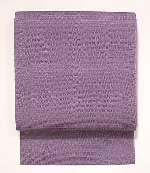 喜多川平朗作 羅織袋帯