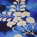 萩の染め名古屋帯 質感・風合