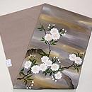 桜染名古屋帯 帯裏