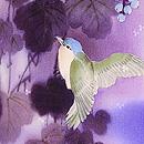 山ブドウの羽織 質感・風合