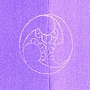 山ブドウの羽織 背紋