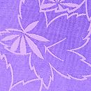 紫地、輪奈ビロードのコート 質感・風合