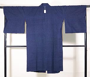 綿薩摩のコート