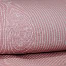 熊谷好博子作 縦縞に杢目柄単衣小紋 質感・風合
