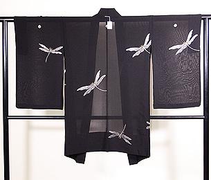 蜻蛉の夏羽織