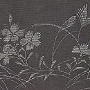 蛍の羽織 質感・風合