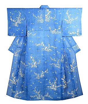江戸期夏衣裳のお仕立て直し