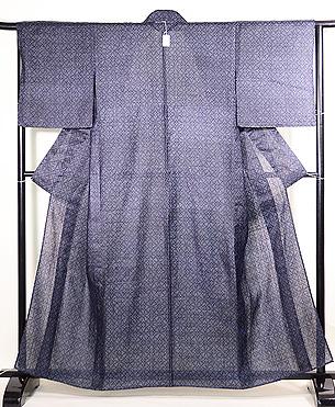 七宝繋ぎの宮古上布