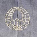 鯉の単衣小紋 背紋