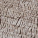 三浦絞りの絽地小紋 質感・風合