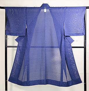 紋紗のチリ避けコート