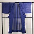 紋紗のチリ避けコート 正面