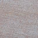 結城縮の茶色袷 質感・風合