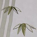 竹に雀お散歩着 質感・風合