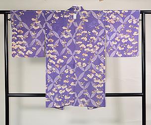 桜草の羽織