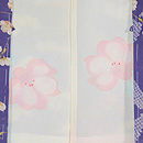 桜草の羽織 羽裏