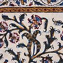 インド更紗羽織 質感・風合