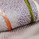 綸子絞り組紐刺繍訪問着 質感・風合