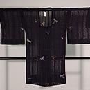 蜻蛉刺繍縦紗羽織 正面