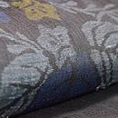 水紋に桐の宮古上布 質感・風合