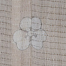 水車の付下 上布絽織り 背紋