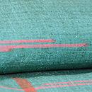 綾の手紡製草木染紬 質感・風合