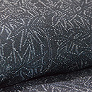 松に蔦の竹文様色留袖 質感・風合