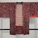 インドネシア絞りの羽織 正面