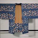 鎌倉芳太郎作 椿に蝶型絵染めの羽織 正面