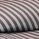 斜め縞の小紋 質感・風合