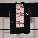 紗綾形地すずめの刺繍羽織 正面