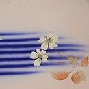 春霞に桜の羽織 質感・風合
