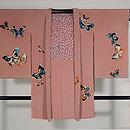 春を呼ぶ蝶の羽織 正面