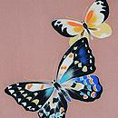 春を呼ぶ蝶の羽織 質感・風合