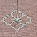 春を呼ぶ蝶の羽織 背紋