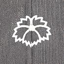アサガオの単衣羽織 質感・風合