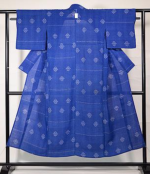 藍色宮古上布