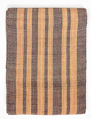 科布縞の名古屋帯