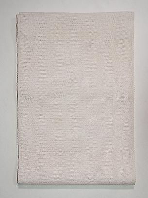 菱型紋羅織帯