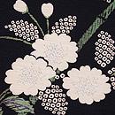 疋田染め桜の図名古屋帯 質感・風合