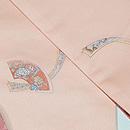 花車刺繍袋帯 裏地