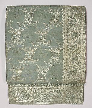 ベナレスシルク袋帯