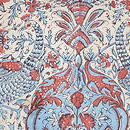 インド更紗名古屋帯 織り出し