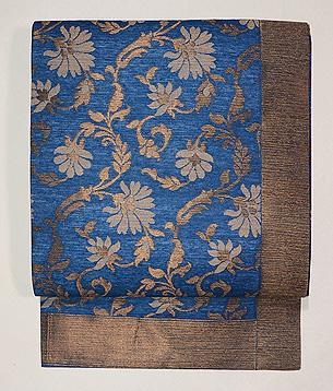 インド紋織り名古屋帯