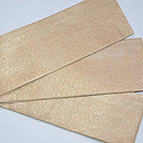 金地紋織り半巾帯 帯裏