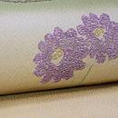 春野の織り名古屋帯 質感・風合