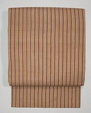 縞芭蕉布名古屋帯