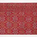 インドネシア紋織り名古屋帯 前柄