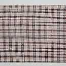 和更紗に紬の切り継ぎ名古屋帯 前柄