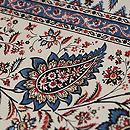 インド渡りヨーロッパ更紗の名古屋帯 質感・風合